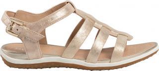 GEOX Dámske sandále D Sandal Vega Sand D72R6A-000m-C5004 36 dámské