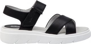 GEOX Dámske sandále D Tamas Black D02DLD-000BC-C9999 38 dámské