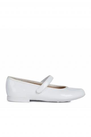 Geox - Detské balerínky biela 28