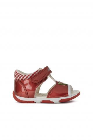 Geox - Detské sandále červená 25