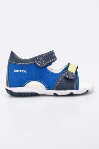 Geox - Detské sandále modrá 21
