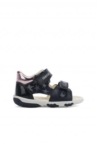 Geox - Detské sandále tmavomodrá 25