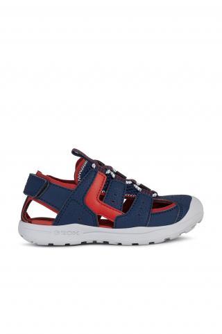 Geox - Detské sandále tmavomodrá 31
