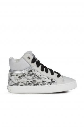 Geox - Detské topánky biela 28