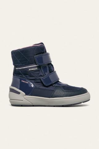 Geox - Detské topánky fialová 28