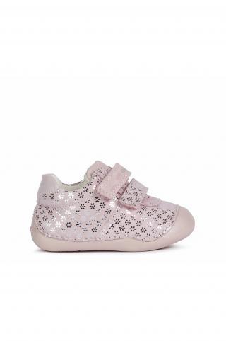 Geox - Detské topánky ružová 22