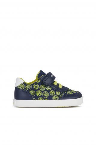 Geox - Detské topánky tmavomodrá 23