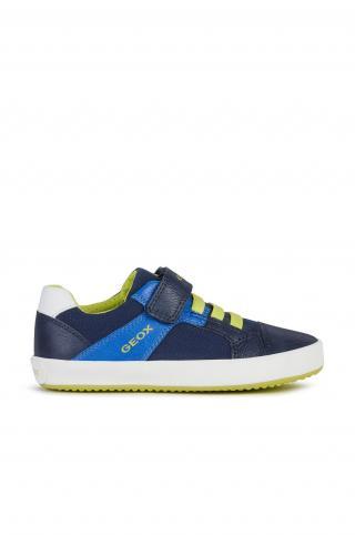 Geox - Detské topánky tmavomodrá 27