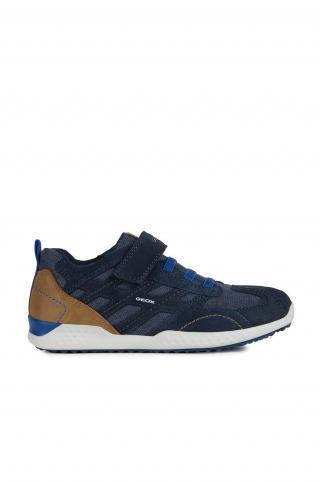 Geox - Detské topánky tmavomodrá 31