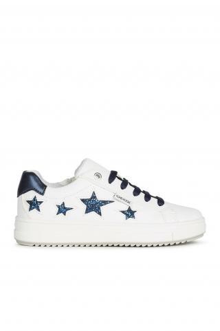 Geox - Detské topánky tmavomodrá 38