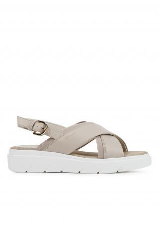 Geox - Sandále dámské béžová 37