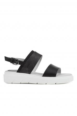 Geox - Sandále dámské čierna 36