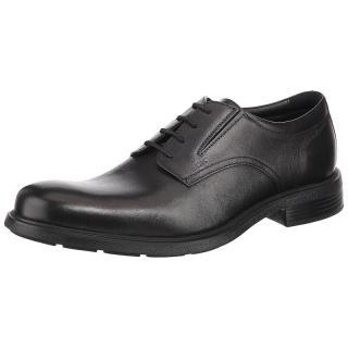 GEOX Šnurovacie topánky DUBLIN  čierna pánské 40