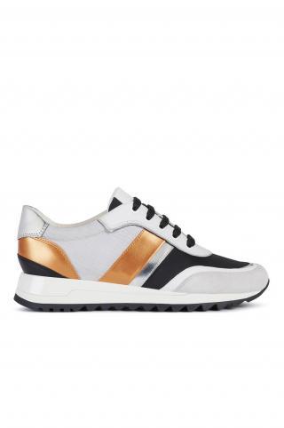 Geox - Topánky dámské biela 36