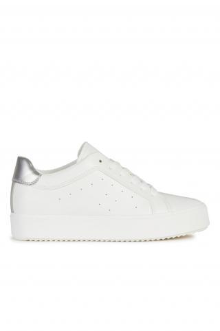 Geox - Topánky dámské biela 38