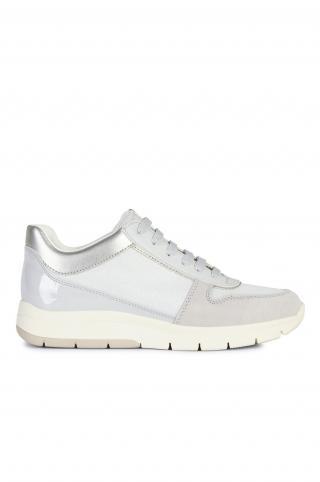 Geox - Topánky dámské sivá 36