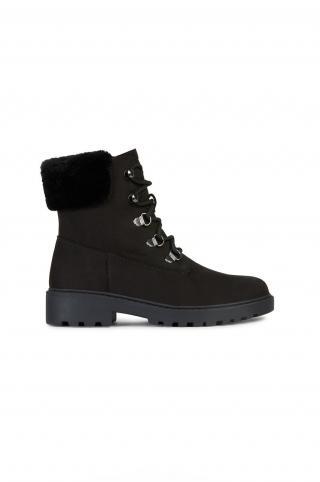 Geox - Zimné topánky čierna 28