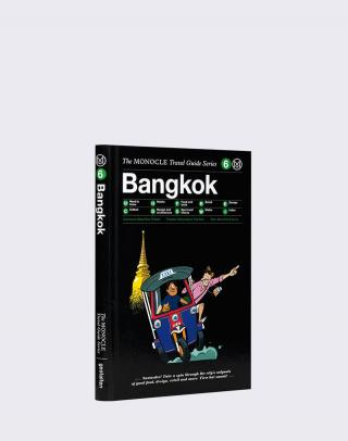 Gestalten Bangkok: The Monocle Travel Guide Series Čierna