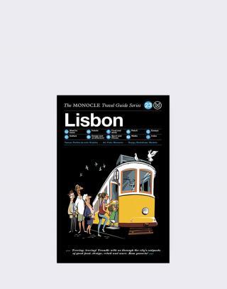 Gestalten Lisbon. The Monocle Travel Guide Series Čierna