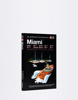Gestalten Miami: The Monocle Travel Guide Series neuvedená