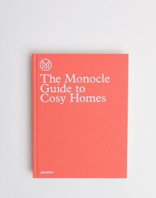 Gestalten Monocle Guide to Cosy Homes Červená