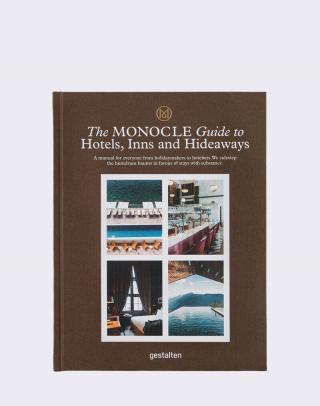 Gestalten Monocle Guide to Hotels, Inns and Hideaways neuvedená