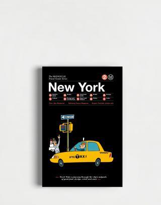 Gestalten New York: The Monocle Travel Guide Series - updated neuvedená