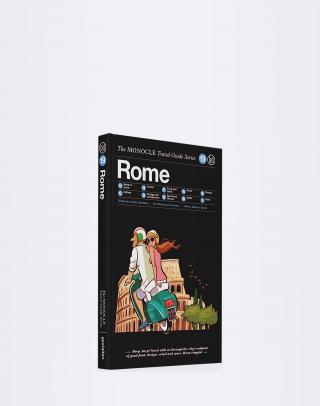 Gestalten Rome: The Monocle Travel Guide Series Čierna