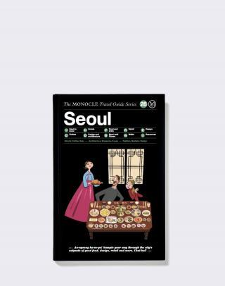 Gestalten Seoul: The Monocle Travel Guide Series Čierna