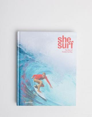 Gestalten She Surf Modrá