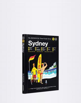 Gestalten Sydney: The Monocle Travel Guide Series Čierna
