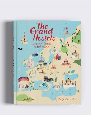 Gestalten The Grand Hostels Modrá