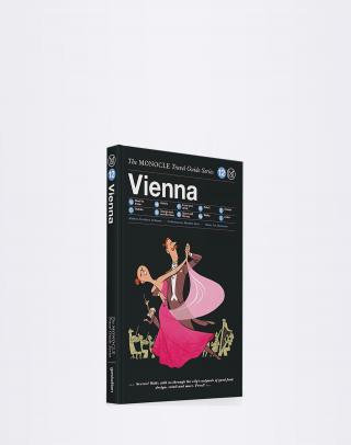Gestalten Vienna: The Monocle Travel Guide Series Čierna