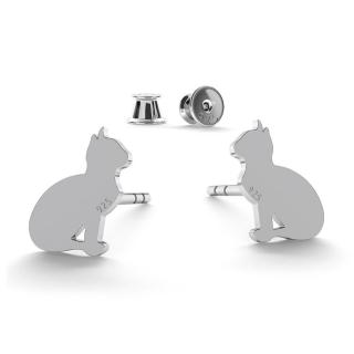 Giorre Womans Earrings 22263 dámské Silver One size