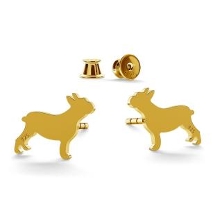 Giorre Womans Earrings 22284 dámské Gold One size
