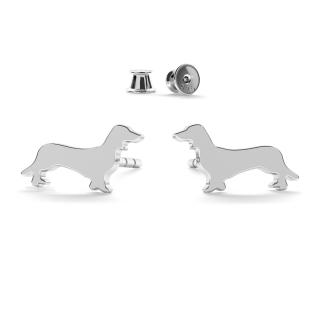 Giorre Womans Earrings 22287 dámské Silver One size