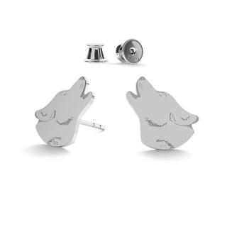 Giorre Womans Earrings 24955 dámské Silver One size