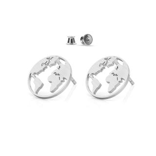Giorre Womans Earrings 33305 dámské Silver One size