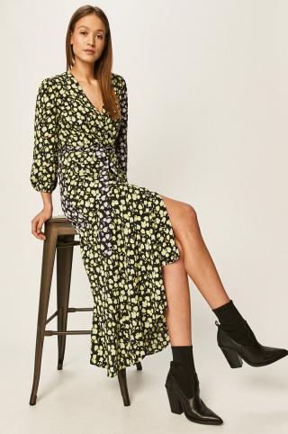 Glamorous - Šaty dámské zelená XS