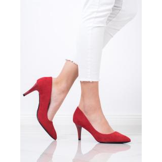 GOODIN MISH PUMPS dámské shades of red 39