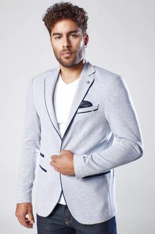 Gray mens jacket MX0545 dámské Other XL