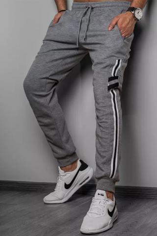 Gray mens trousers UX3039 pánské Neurčeno M