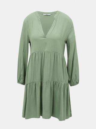 Green Loose Dress ONLY Nova dámské Zelená XS