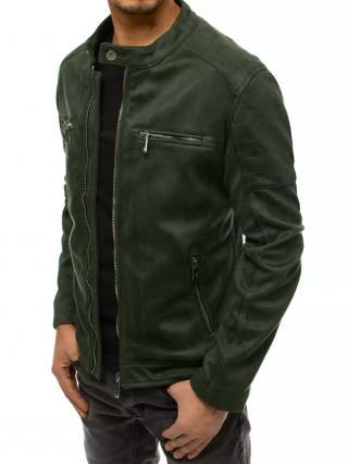 Green men´s transitional jacket TX3657 pánské Neurčeno S