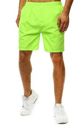 Green mens swimming shorts SX2075 pánské Neurčeno M