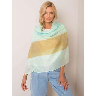 Green women´s scarf dámské Neurčeno One size
