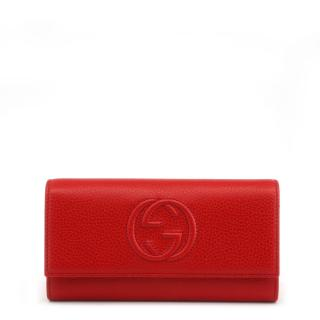 Gucci 598206_A7MO Red One size