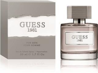 Guess Guess 1981 For Men - EDT 100 ml pánské