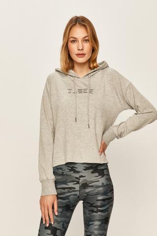 Guess Jeans - Mikina dámské sivá S