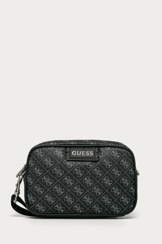 Guess - Malá taška pánské čierna ONE SIZE